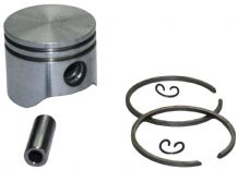 PISTON ASSEMBLY FITS STIHL FS55 HS45 FC55 FS38 BG45 BG55 BG46 SH55  SEE LIST